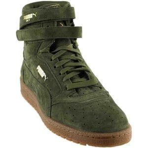 PUMA High Top Sneakers Women's Size 7.5
